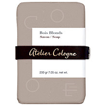 Buy Atelier Bois Blonds Soap, 200g Online at johnlewis.com