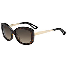 Buy Christian Dior DIOR Extase 2 Rectangular Sunglasses Online at johnlewis.com