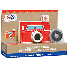 Buy Fisher-Price Changeable Picture Disk Camera Online at johnlewis.com