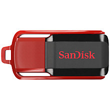 Buy SanDisk Cruzer Switch USB 2.0 Flash Drive, 32GB Online at johnlewis.com