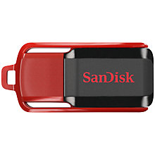 Buy SanDisk Cruzer Switch USB 2.0 Flash Drive, 16GB Online at johnlewis.com