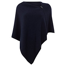 Buy Mint Velvet Zip Knit Poncho Online at johnlewis.com
