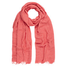 Buy Hobbs Heather Scarf, Grenadine Online at johnlewis.com
