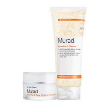 Buy Murad Essential-C Cleanser & Essential-C Daily Renewal Complex Online at johnlewis.com