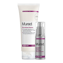 Buy Murad Refreshing Cleanser & Complete Reform Firming Duo Online at johnlewis.com