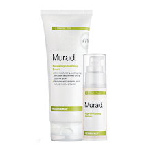 Buy Murad Renewing Cleansing Cream & Age-Diffusing Serum Duo Online at johnlewis.com