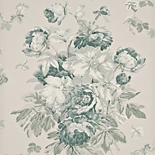 Buy Mulberry Home Garden Peony Wallpaper Online at johnlewis.com