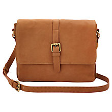 Buy Joules Padstow Leather Shoulder Bag Online at johnlewis.com