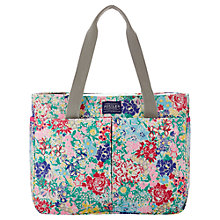 Buy Joules Carrie Garden Canvas Shoulder Bag Online at johnlewis.com