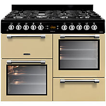 Buy Leisure CK100F232 Cookmaster Dual Fuel Range Cooker Online at johnlewis.com