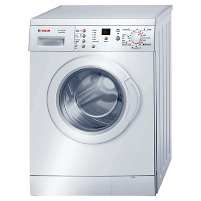 Bosch Serie 4 Maxx WAE28377GB Freestanding Washing Machine 7kg load A Energy Rating 1400rpm Spin White