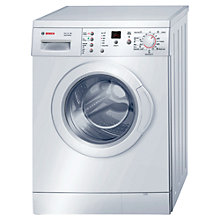 Buy Bosch WAE24377GB Freestanding Washing Machine, 7kg Load, A+++ Energy Rating, White Online at johnlewis.com