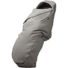 Buy Quinny Footmuff, Grey Gravel Online at johnlewis.com