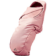 Buy Quinny Footmuff, Miami Pink Online at johnlewis.com