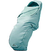 Buy Quinny Footmuff, Miami Blue Online at johnlewis.com