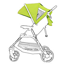 Buy BabyStyle Oyster Lite Pushchair Colour Pack Online at johnlewis.com