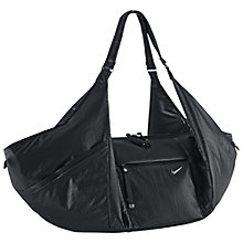Buy Nike Victory Gym Tote Bag, Black Online at johnlewis.com