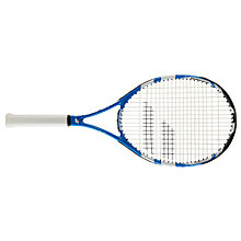 Buy Babolat Evoke 102 Tennis Racket, Blue Online at johnlewis.com