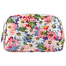 Buy Cath Kidston Painted Daisy Classic Box Wash Bag Online at johnlewis.com