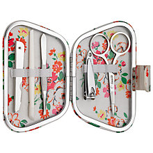 Buy Cath Kidston Clifton Rose Manicure Set Online at johnlewis.com