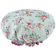 Buy Cath Kidston Kingswood Rose Bath Hat Online at johnlewis.com