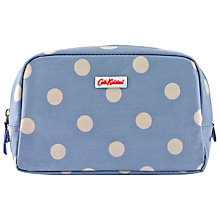 Buy Cath Kidston Spot Classic Box Cosmetic Bag Online at johnlewis.com