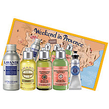 Buy L'Occitane Weekend In Provence Collection Online at johnlewis.com