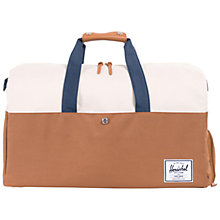 Buy Herschel Supply Co. Lonsdale Duffle Holdall Online at johnlewis.com