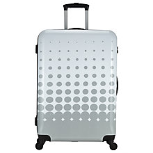 Buy John Lewis Cuba 4-Wheel 76cm Large Suitcase Online at johnlewis.com