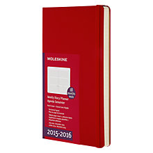 Buy Moleskine 18 Month Pocket Diary Online at johnlewis.com