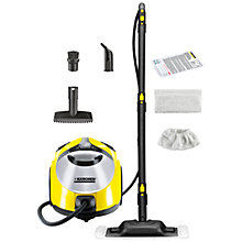 Buy Kärcher SC5 Continuous Steam Cleaner With VapoHydro Function Online at johnlewis.com