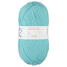 Buy Sirdar Snuggly 4 Ply Yarn, 50g Online at johnlewis.com