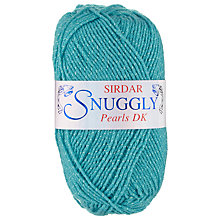 Buy Sirdar Snuggly Pearls DK Knitting Yarn, 50g Online at johnlewis.com