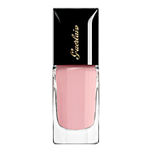 Buy Guerlain Colour Lacquer Nail Polish, 386 Baby Rose Online at johnlewis.com