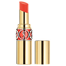 Buy Yves Saint Laurent Rouge Volupté Shine - Spring Look Online at johnlewis.com