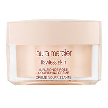 Buy Laura Mercier Infusion de Rose Nourishing Crème, 50g Online at johnlewis.com