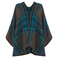 Buy Warehouse Checked Cape Online at johnlewis.com