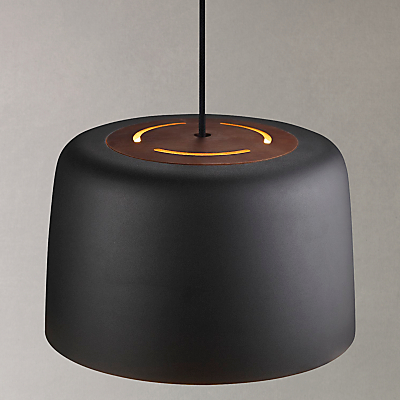 Nordlux Vision Ceiling Light, Black
