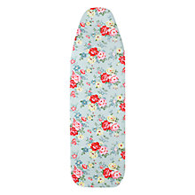 Buy Cath Kidston Pink Rose Ironing Board Cover Online at johnlewis.com