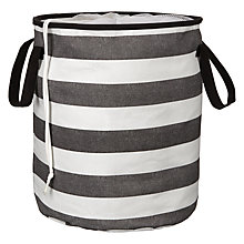 Buy Brooklyn Striped Pop Up Laundry Hamper Online at johnlewis.com