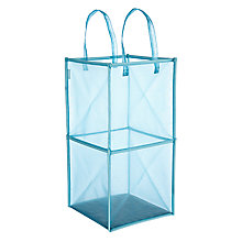 Buy John Lewis Flex Mesh Collapsible Laundry Hamper Online at johnlewis.com