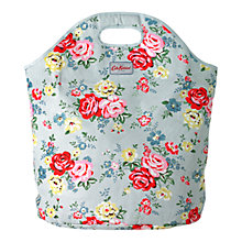 Buy Cath Kidston Pink Rose Laundry Bag With Handle Online at johnlewis.com