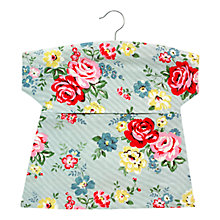 Buy Cath Kidston Pink Rose Peg Bag Online at johnlewis.com
