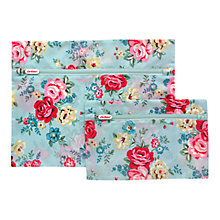 Buy Cath Kidston Park Rose Travel Bags, Set of 2 Online at johnlewis.com