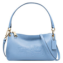 Buy Coach Charley Leather Across Body Bag Online at johnlewis.com