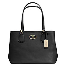 Buy Coach Kitt Leather Carryall Bag Online at johnlewis.com