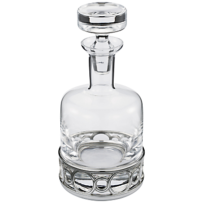 Royal Selangor Chateau Glass Whiskey Decanter