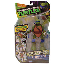 Buy Teenage Mutant Ninja Turtles Mutations Leonardo Online at johnlewis.com