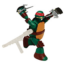 Buy Teenage Mutant Ninja Turtles Ninja Action Front Flippin' Raph Online at johnlewis.com