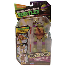 Buy Teenage Mutant Ninja Turtles Mutations Donatello Online at johnlewis.com